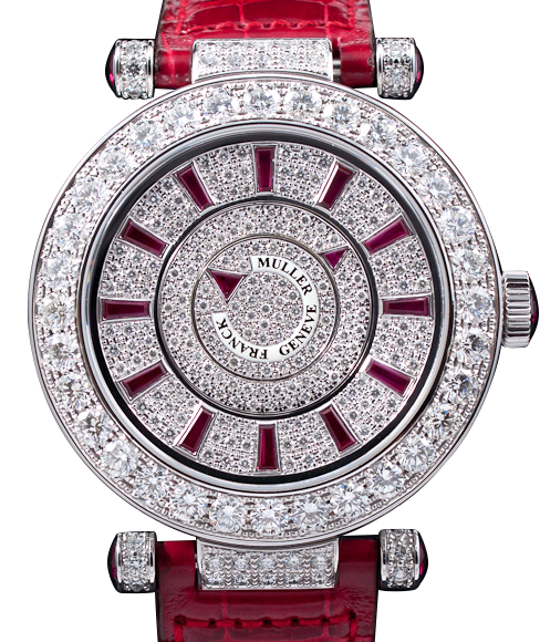 Franck Muller                                     Ronde Double Mystery