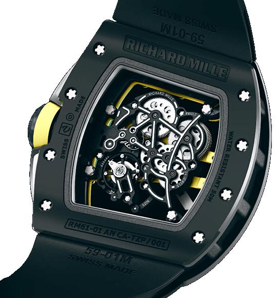 Richard Mille                                     WatchesRM 61-01 YOHAN BLAKE