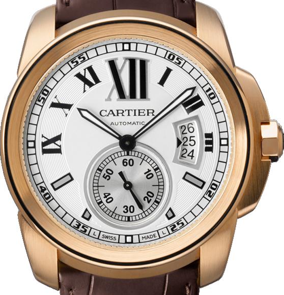 Cartier                                     Calibre de Cartier de Cartier Automatic 42 mm