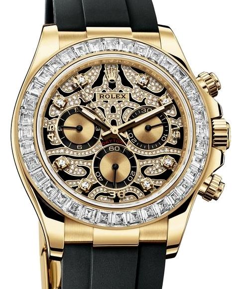 Rolex                                     DaytonaCosmograph Yellow Gold Diamond