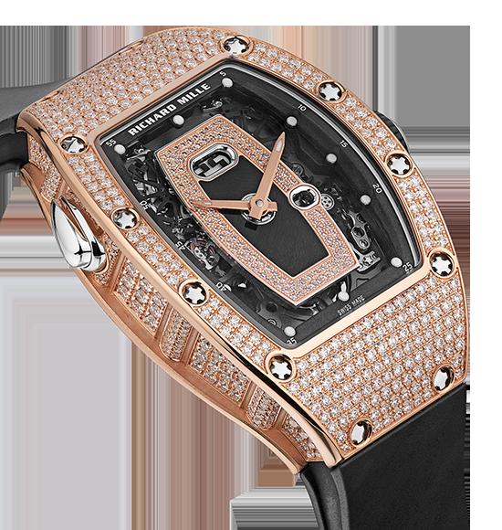 Richard Mille                                     WatchesRM-037