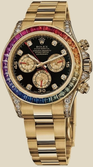 Rolex - 116598 RBOW