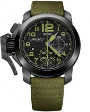 Graham / Chronofighter. / 2CCAU.G01A