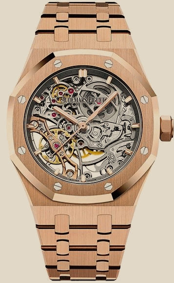Audemars Piguet - 15467OR.OO.1256OR.01