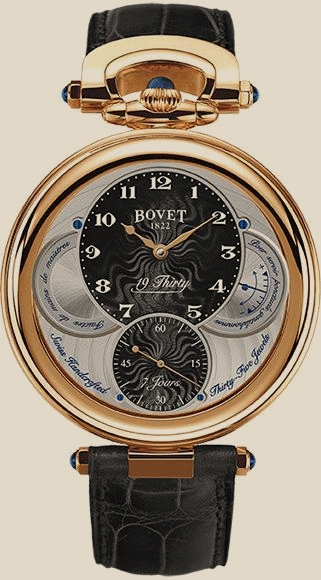Bovet                                     Amadeo Fleurier19Thirty