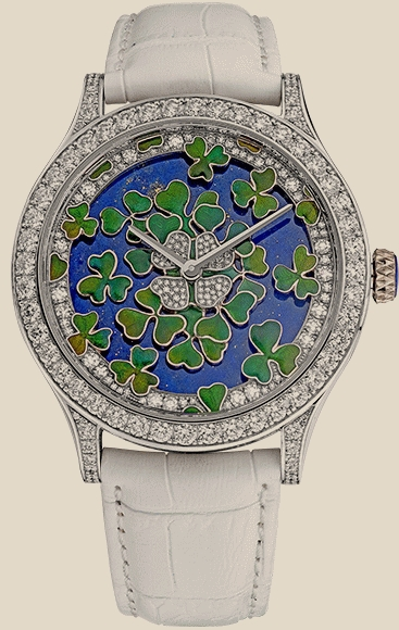 Van Cleef & Arpels - poetic-complication