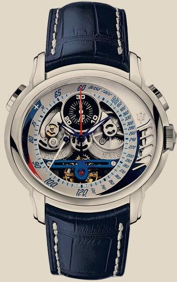 Audemars Piguet                                     MillenaryMaserati MC12 Tourbillon Chronograph