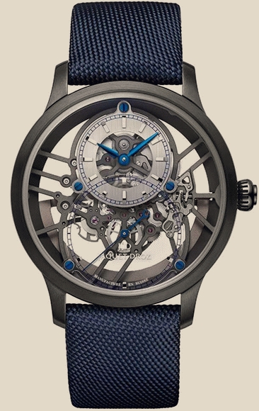 Jaquet Droz                                     Watch Grande Seconde Skelet-one