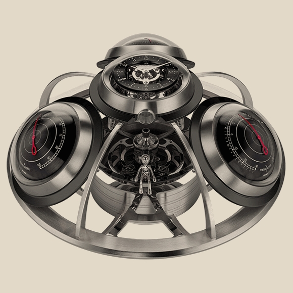 MB&F - The Fifth Element