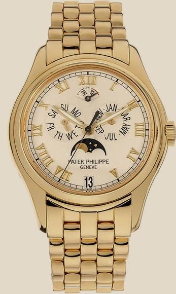 Patek Philippe                                     Complicated WatchesAnnual Calendar