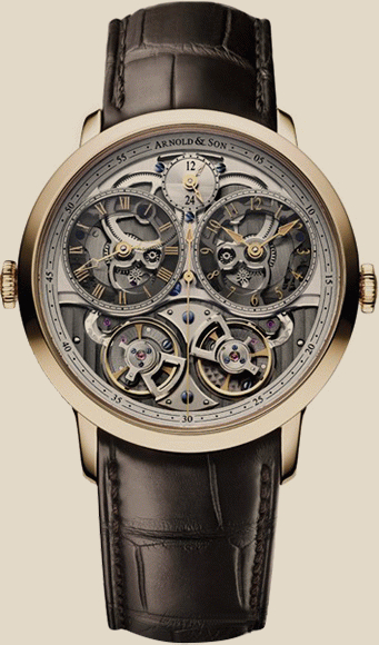 Arnold & Son                                     Instrument Collection DBG Skeleton
