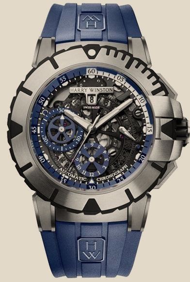 Harry Winston - OCSACH44ZZ007