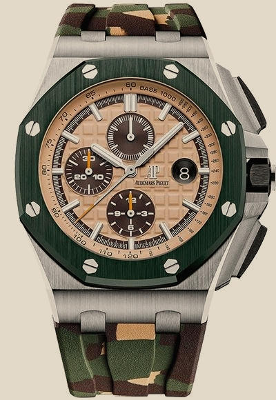 Audemars Piguet - 26400SO.OO.A054CA.01