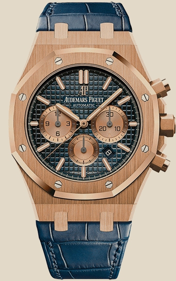 Audemars Piguet                                     Royal Oak Chronograph 41 mm