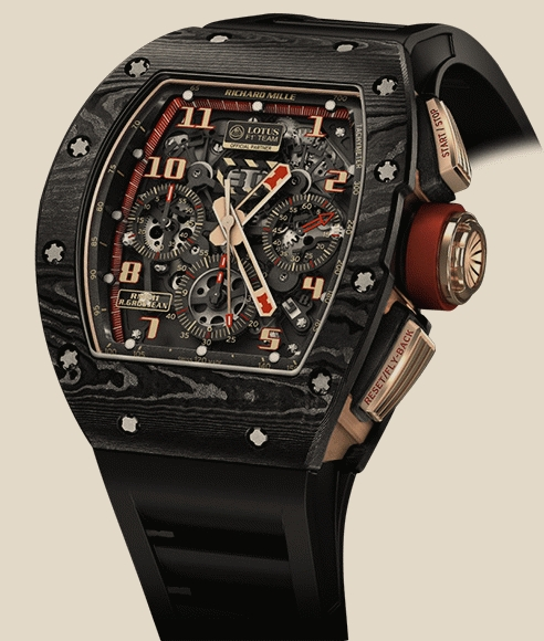 Richard Mille - RM 011 NTPT Lotus F1 Team