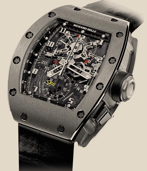 Richard Mille                                     WatchesRM 004