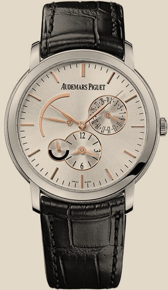 Audemars Piguet                                     Jules AudemarsDual Time