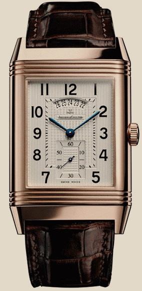 Jaeger LeCoultre                                     Reverso Grande 986 Duodate Limited