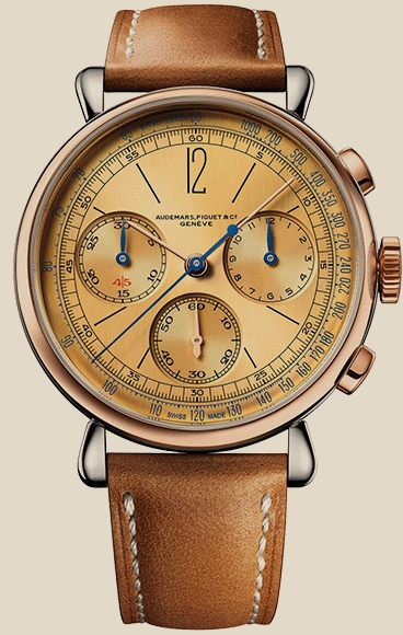 Audemars Piguet                                     Re-MasterSelfwinding Chronograph