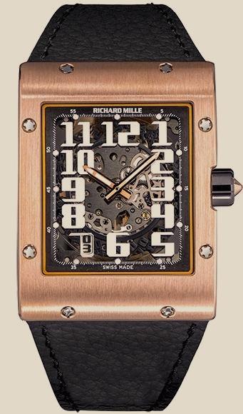 Richard Mille                                     WatchesRM 016 Rose Gold Automatic