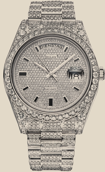 Rolex                                     Day-DateII