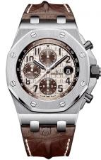 Audemars Piguet / Royal Oak Offshore  / 26470ST.OO.A801CR.01