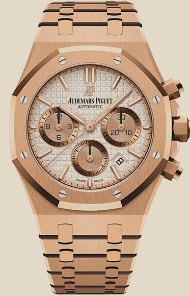 Audemars Piguet                                     Royal OakSelfwinding Chronograph 38 mm