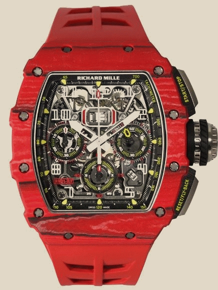 Richard Mille - RM 11-03 Red Quartz