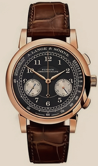 A. Lange & Sohne                                     1815Collection 401 Chronograph