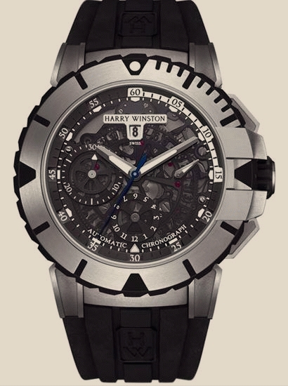 Harry Winston - OCSACH44ZZ001
