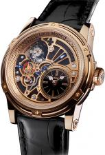 Louis Moinet / Limited Edition. / Louis Moinet Tempograph Black