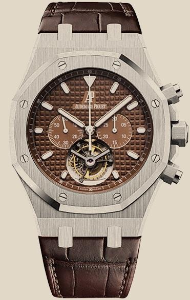 Audemars Piguet                                     Royal OakTourbillon Chronograph