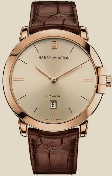 Harry Winston - MIDAHD42RR001