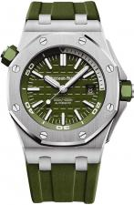 Audemars Piguet / Royal Oak Offshore  / 15710ST.OO.A052CA.01