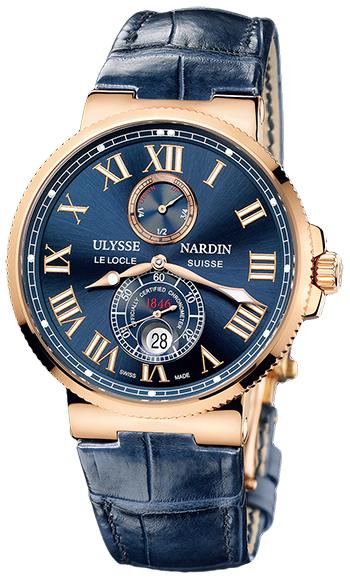 часы ulysse nardin marine chronometer цена Maria Candida Gentile